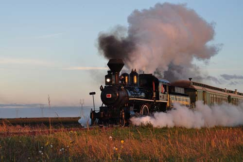 The Vintage Locomotive Society